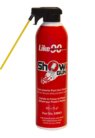 Like90 Show Gun aerosol can